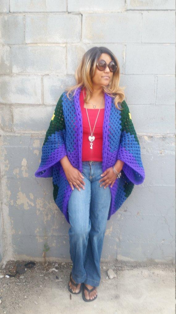 afded9ec33 Blanket Sweater