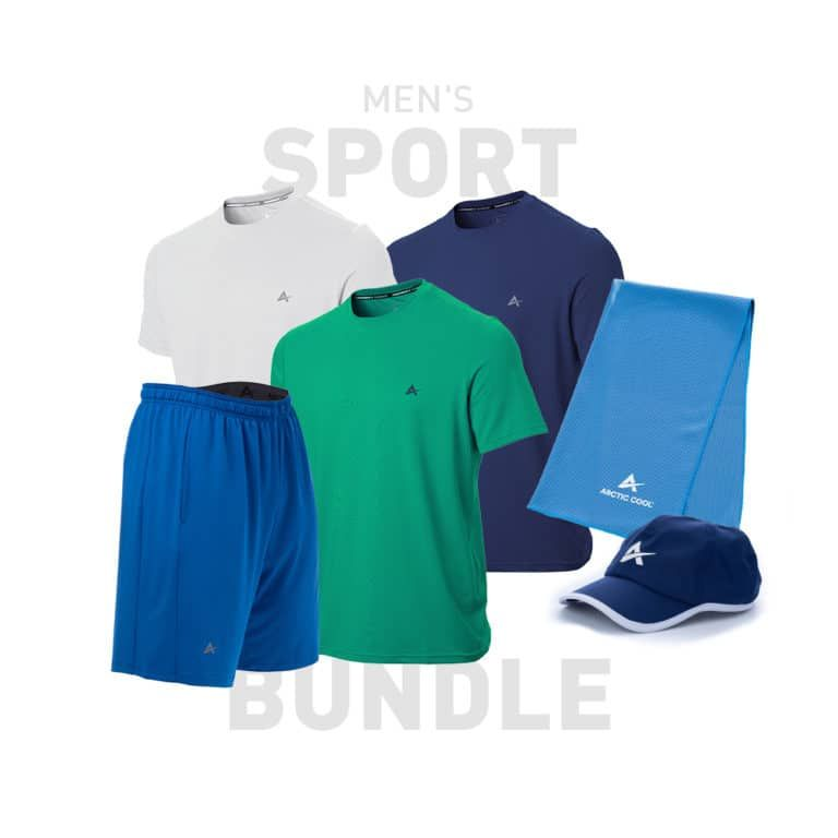 Arctic Cool Instant Cooling Shirts Activewear And Accessories