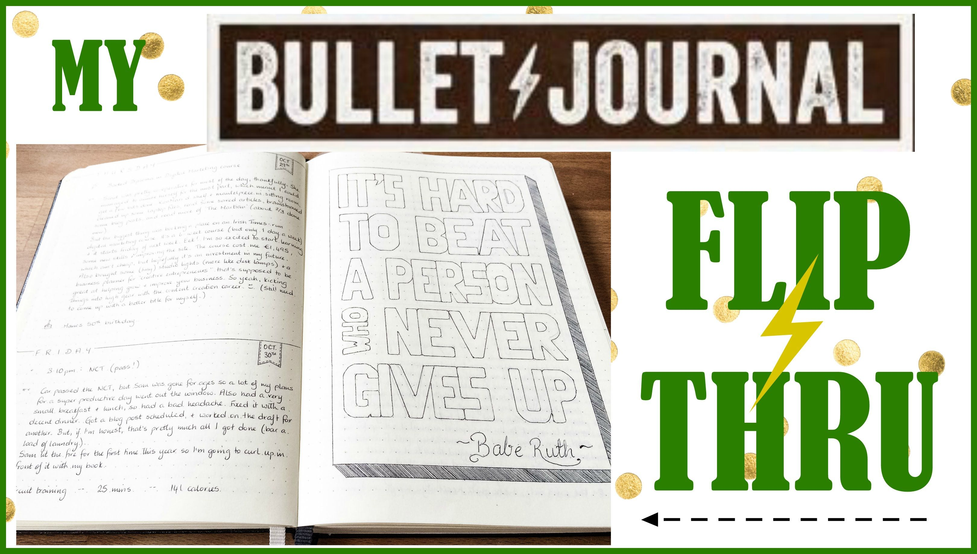 Here's a flip-through of my minimalist Bullet Journal. I use it for planning, list-making, and journaling. How do you use yours? If you use a BuJo and have a...