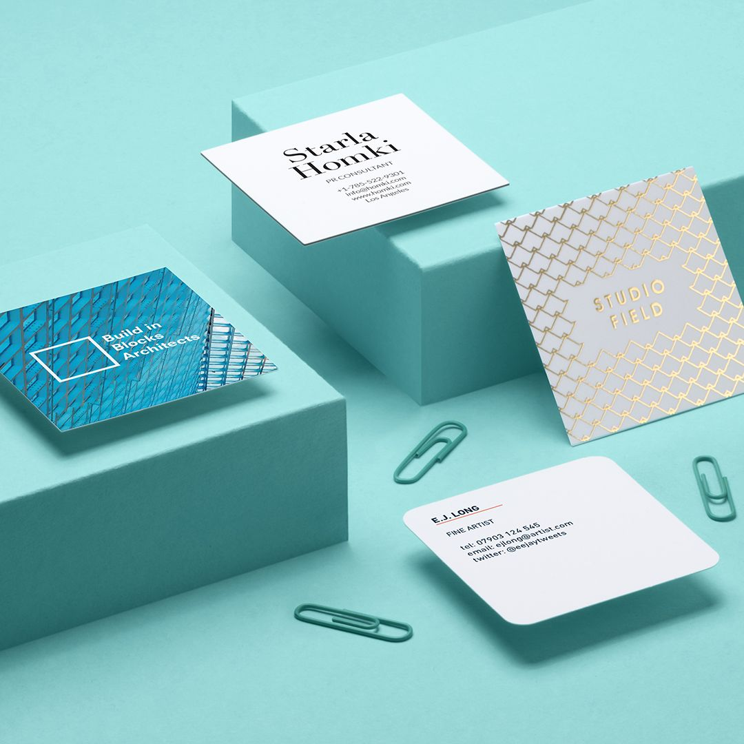 Moo gold foil business cards foil business cards
