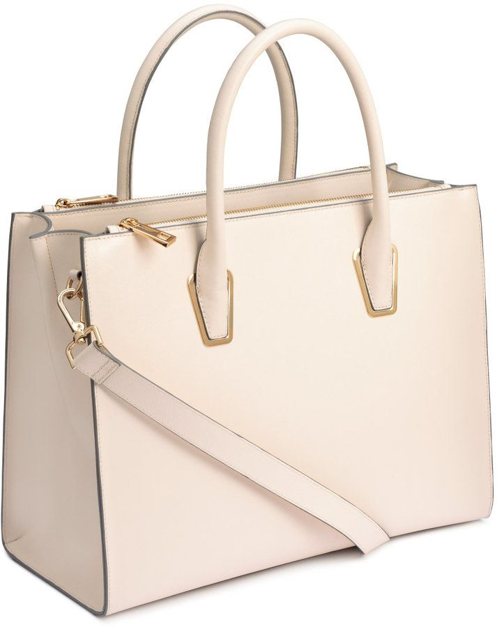 H M - Handbag - Natural white - Ladies  af804c13d