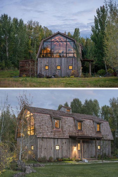 Must See Barn Houses #polebarnhomes