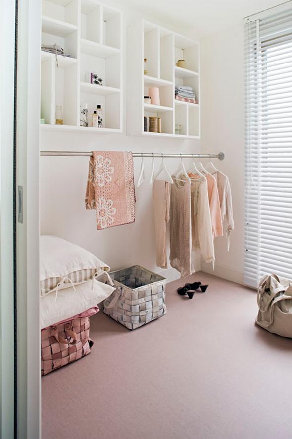 Maak je eigen in walk in closet | Interieur design by nicole & fleur ...