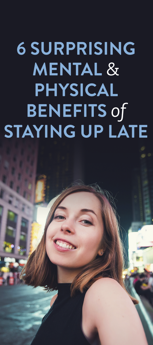 How To Stay Up Late