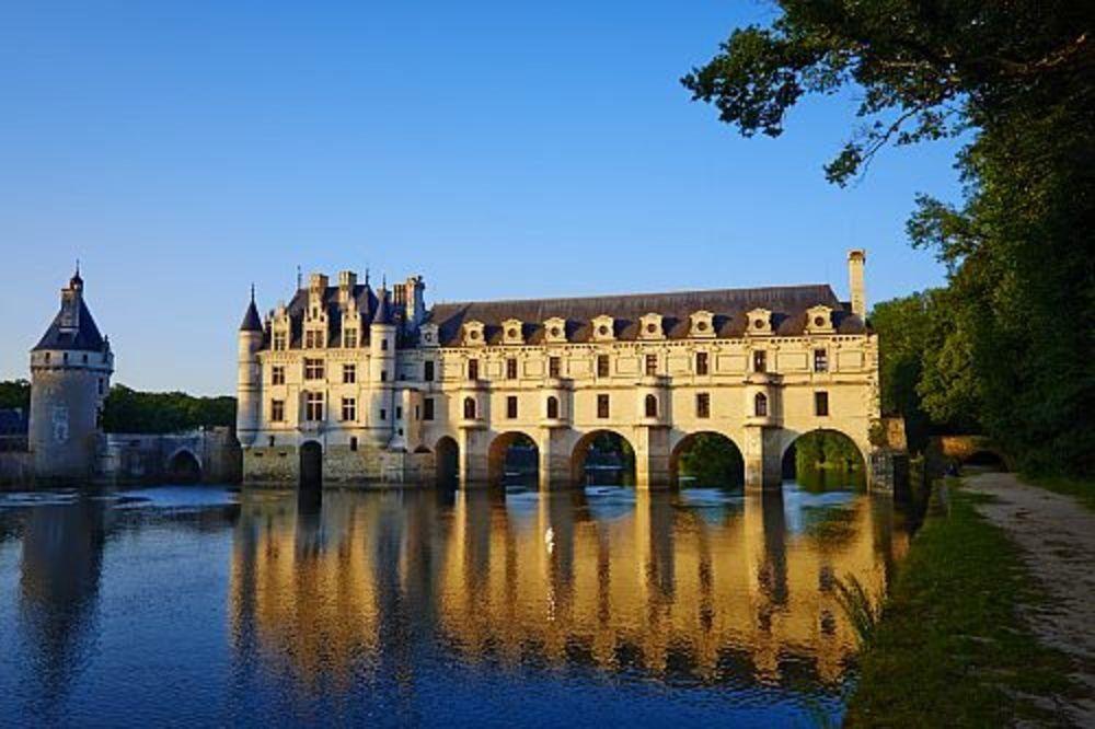 Los Diez Grandes Del Valle Del Loira Valle Del Loira Castillos Del Loira Castillos