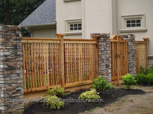 Privacy Fences, Privacy Screens
