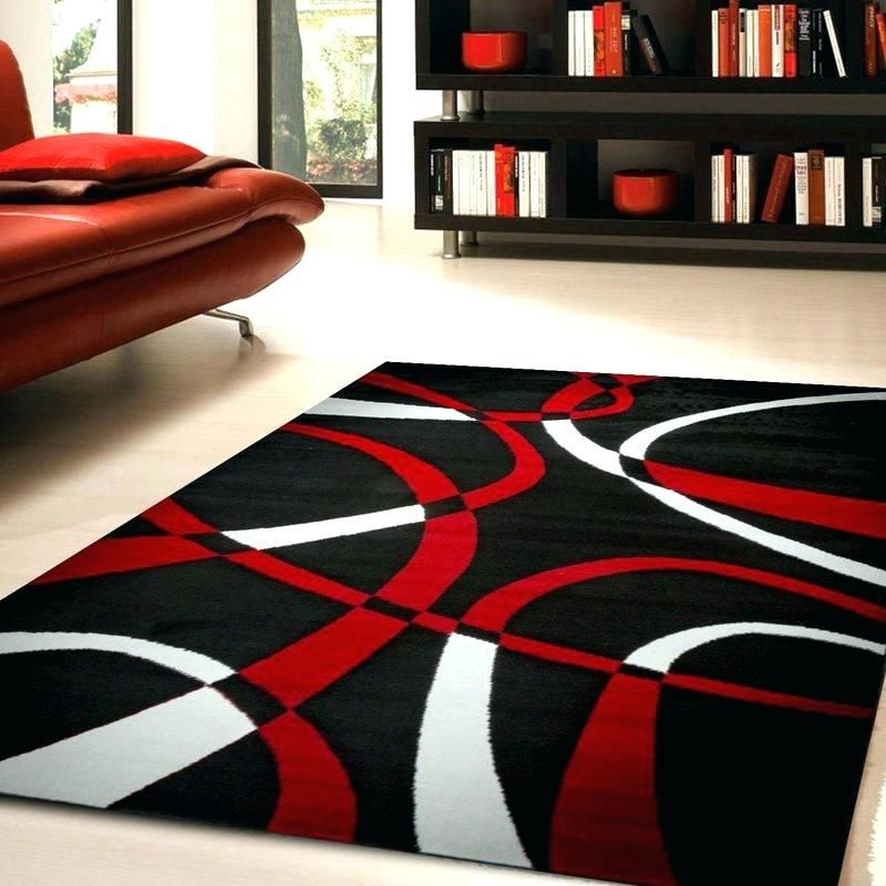 Home Depot Area Rugs 5x8 With Images Red Bedroom Decor Red Bedroom Design Black Area Rugs