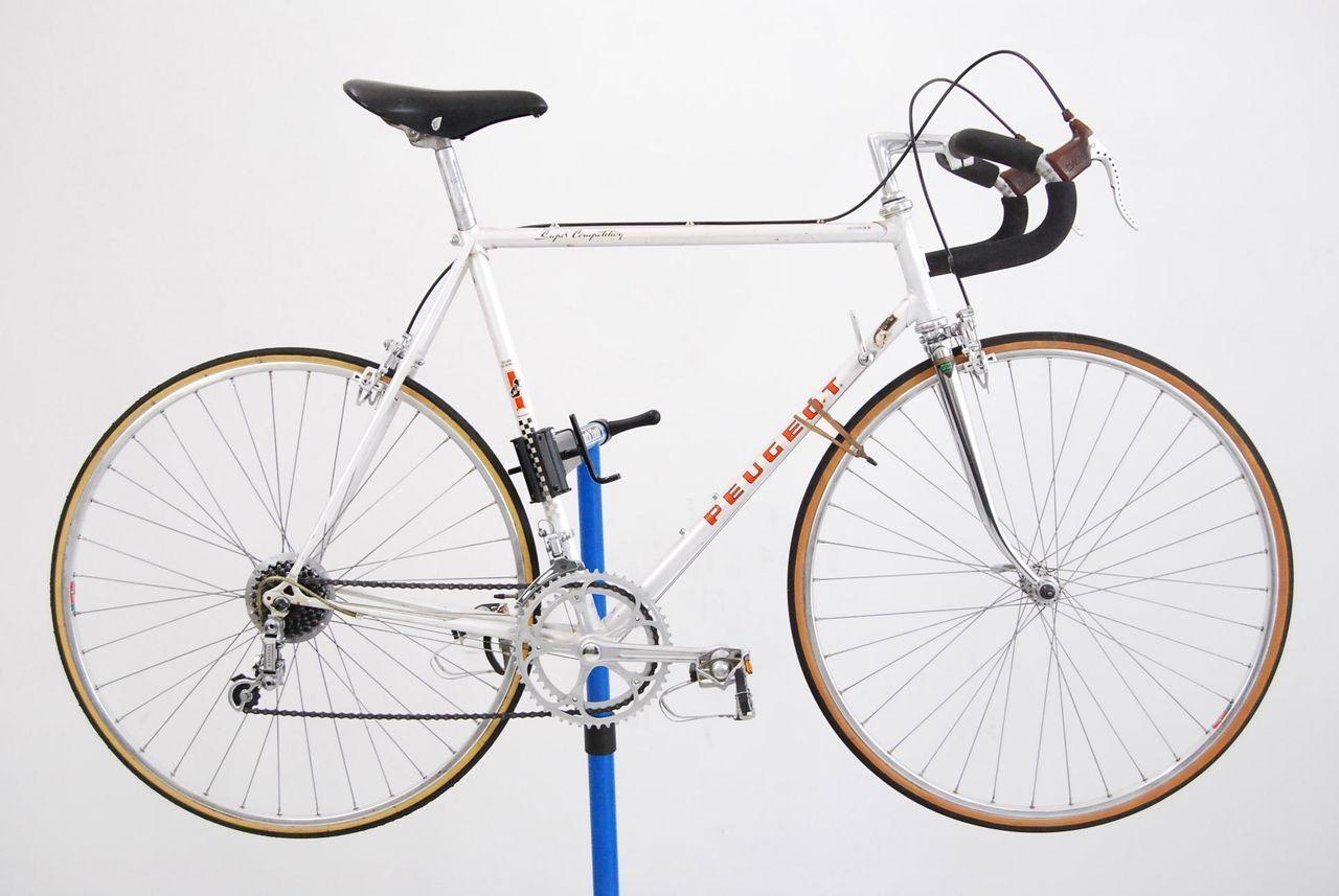 vintage px 10 peugeot super competition road bike 57cm bicycle