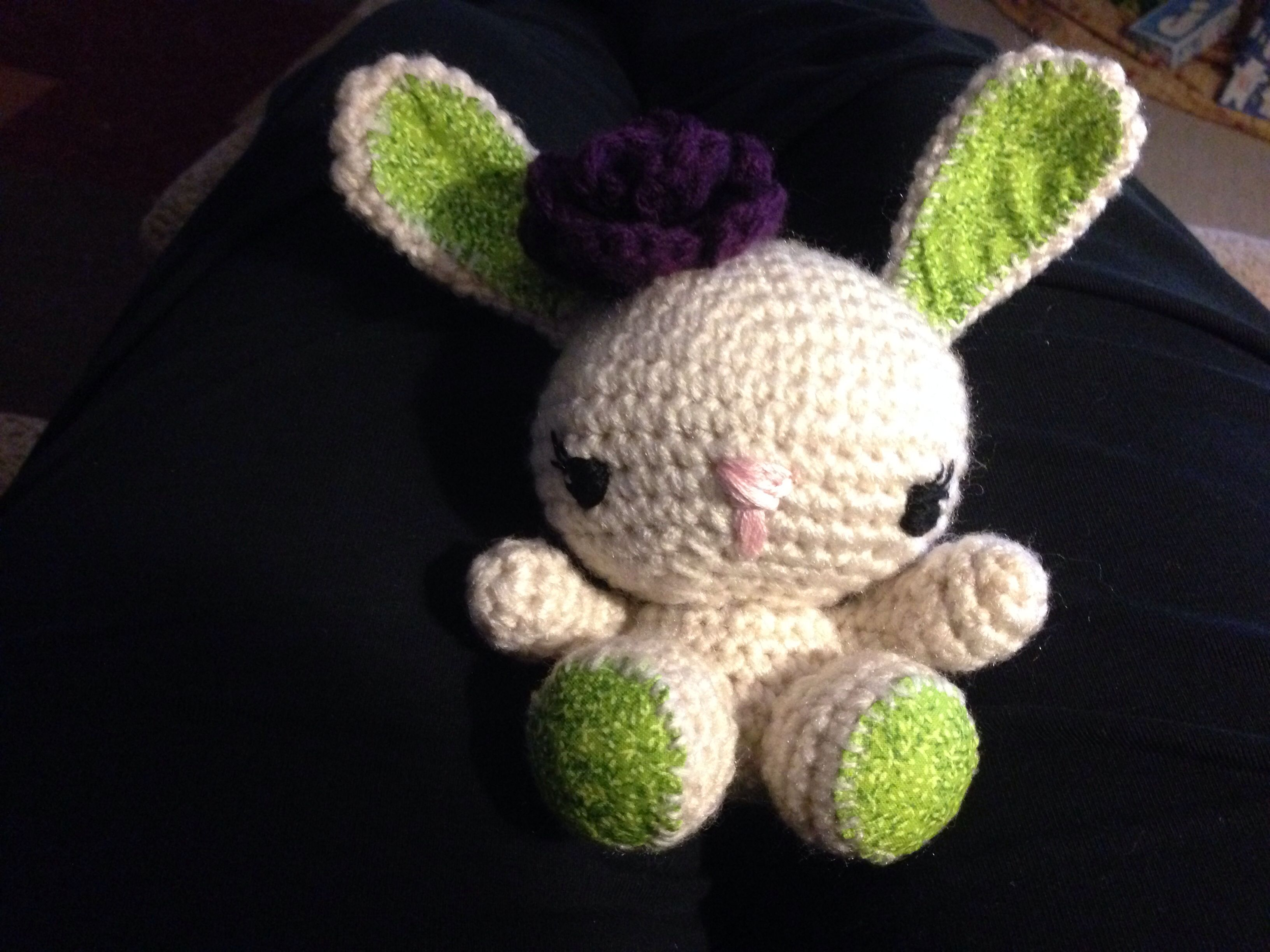Another version of the bunny