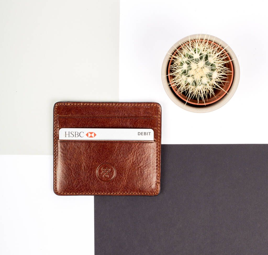 credit card drawing #credit #card #creditcard Mens Classic Leather Credit Card Holder Marco