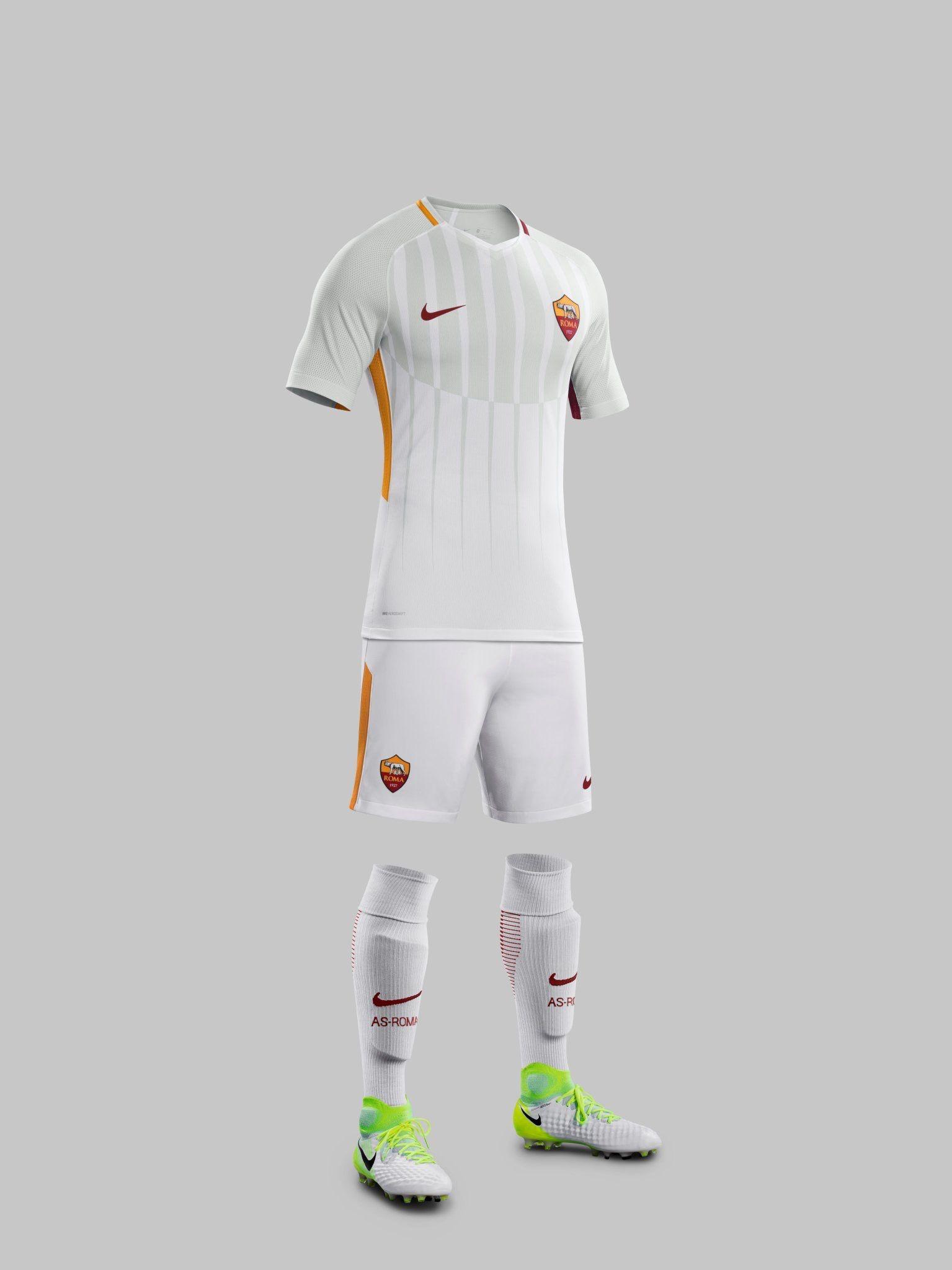 5ea85807e3f AS Roma 2017 2018 Away Kit