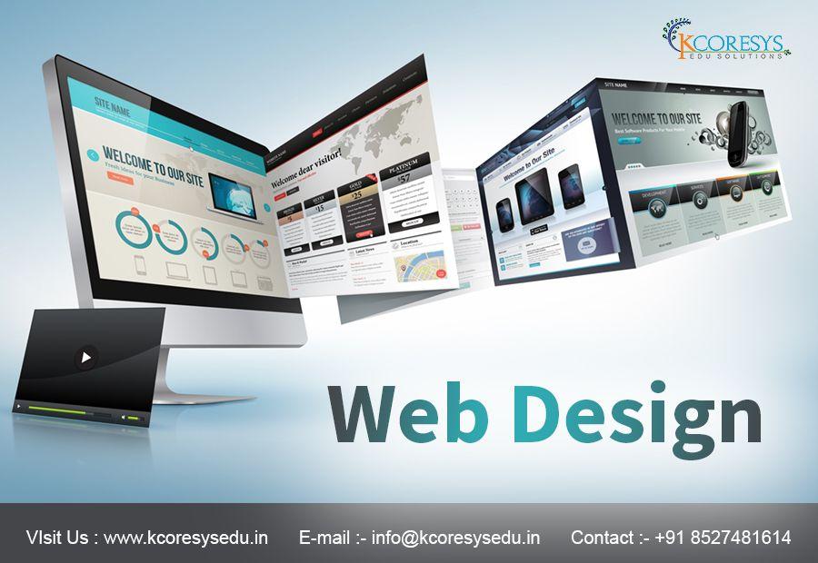 Pin By Kcoresys Edu On Web Desing Web Design Services Web Development Design Web Design Company