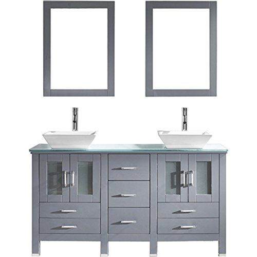 Photography Gallery Sites Special Offers Virtu MD G GR Bradford Double Bathroom Vanity Cabinet