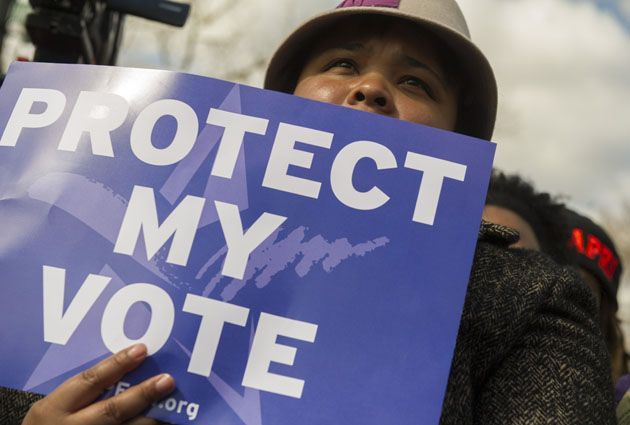 Voter ID laws Impact the Most Vulnerable: Time to fight back! - http://www.socialworkhelper.com/2014/01/25/voter-id-laws-impact-vulnerable-time-fight-back/?Social+Work+Helper via Social Work Helper