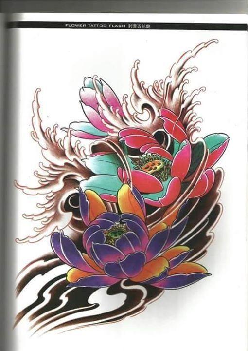 Pin by j hdz on tattoo flash jp pinterest tattoo for Japanese tattoo flash