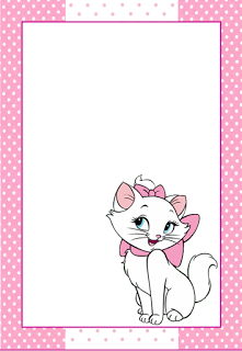 Marie Free Printable Frames Invitations Or Cards Barbie