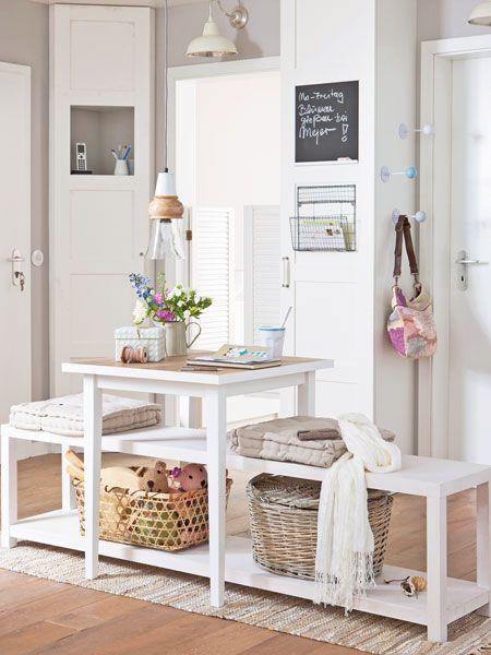 Flurgestaltung Interior Styling Pinterest White Interior
