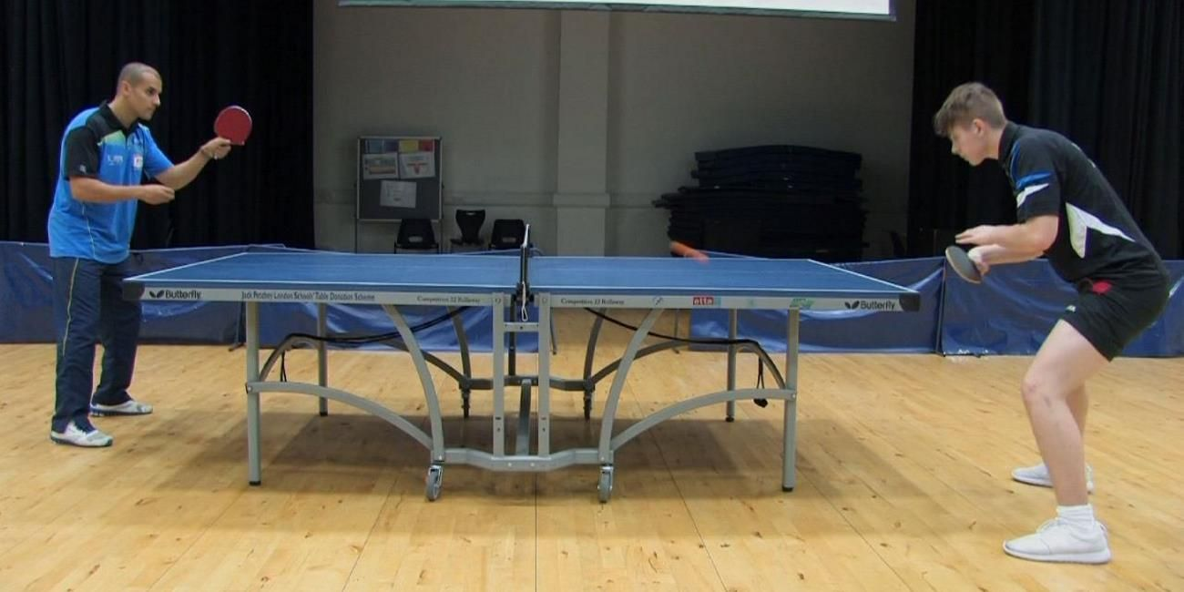 How To Do A Forehand Drive In Table Tennis Table Tennis Tennis Tennis Tips
