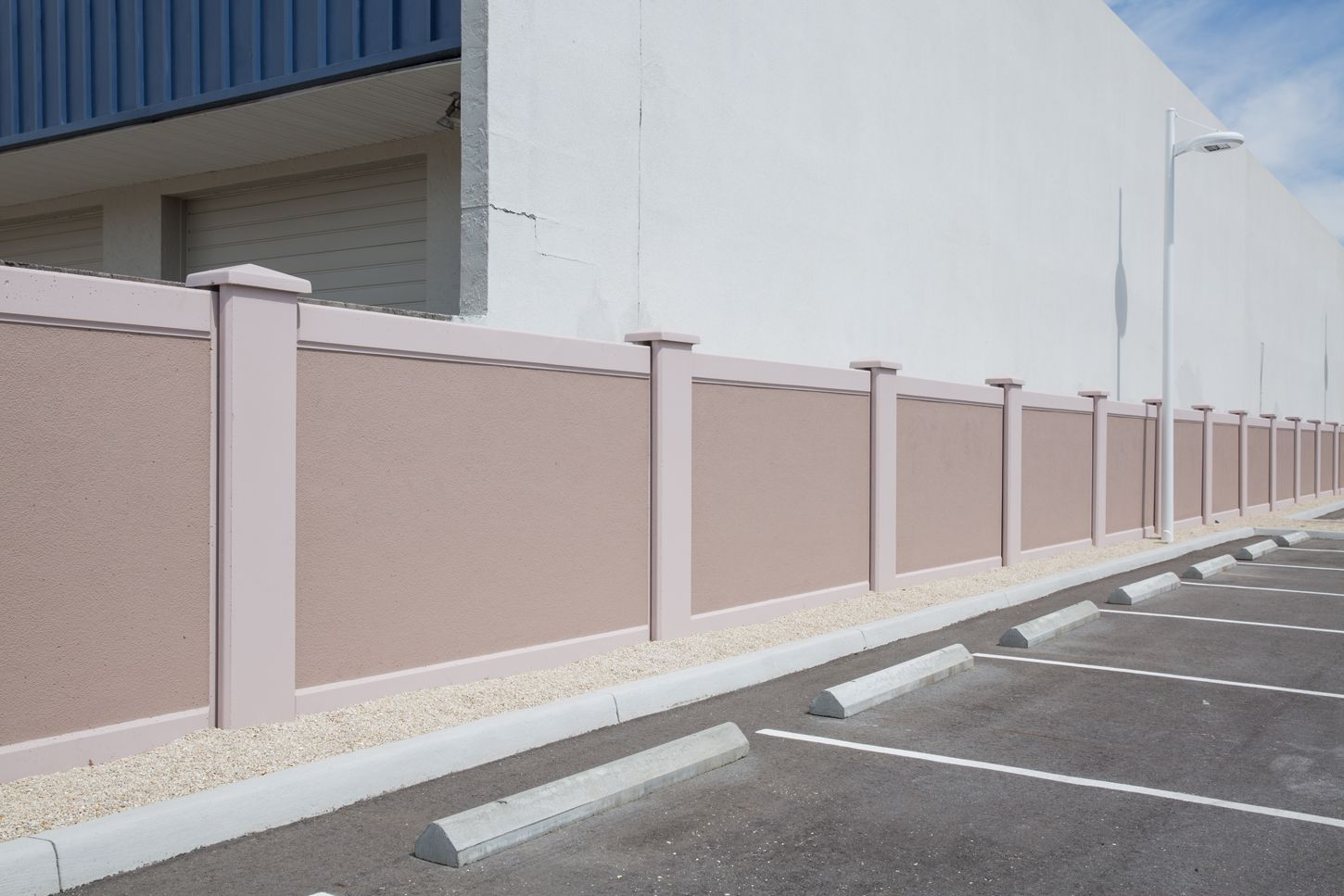 Permawall 1 0 The Original Precast Concrete Wall In Fl Tx House Wall Design Fence Wall Design Compound Wall Design