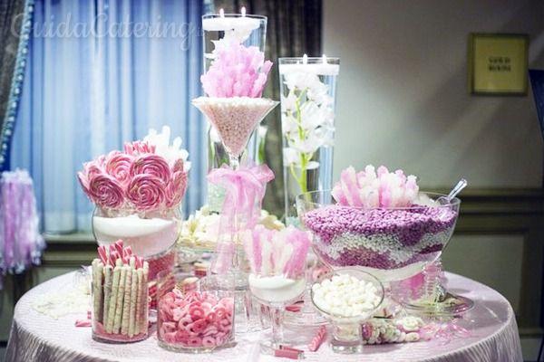 Buffet Di Dolci Battesimo : Dolci buffet sweet table ⋆ ginestra