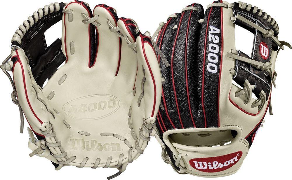 "WIlson 2018 A2000 SuperSkin 1786 11.5"" Baseball Glove"