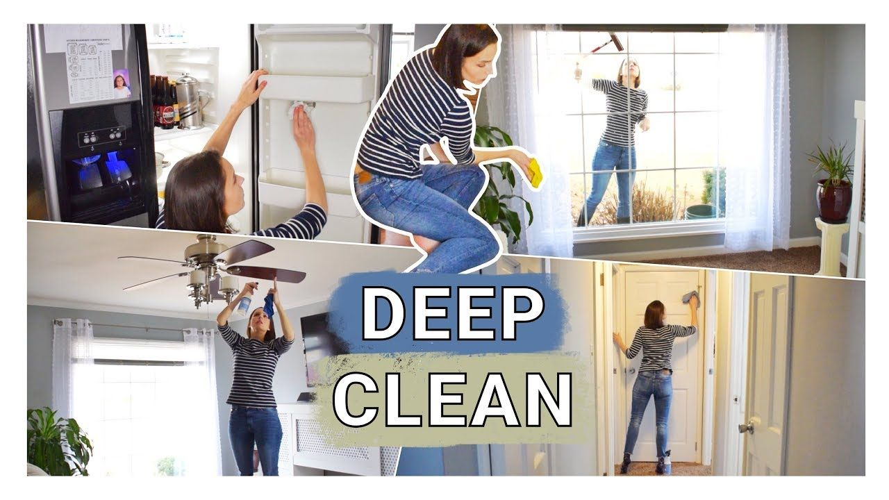 Cleaning things i never clean 2020 deep cleaning
