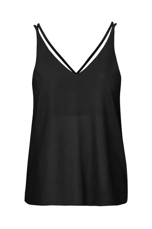 3d5e0449aaa11 Topshop Double Strap V-Front Cami