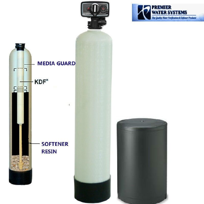 Great Well Water Softener With Kdf85 Remove Hardness And Iron And
