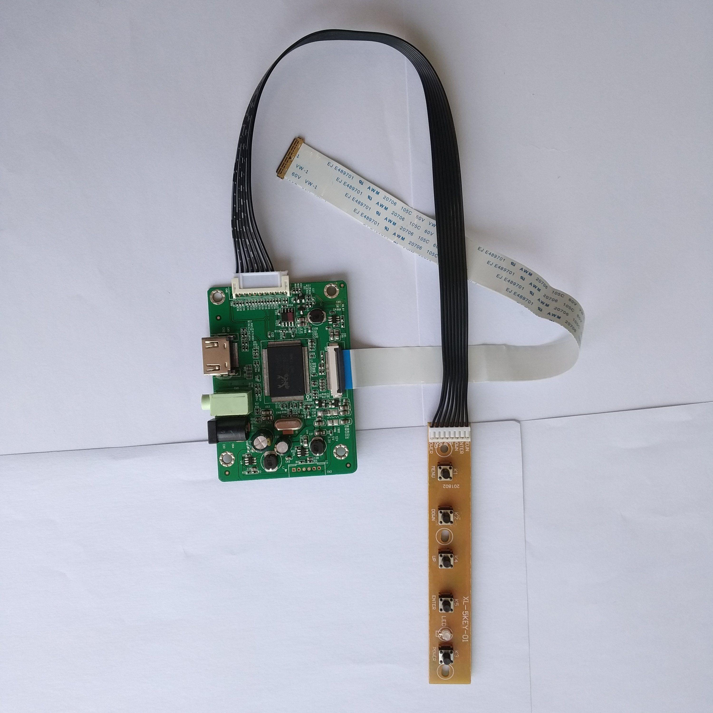 For B133XW01 V0 LCD Screen Driver Controller Board HDMI+DVI+VGA M.NT68676.2