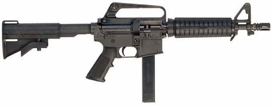 Colt RO635 - 9x19mm