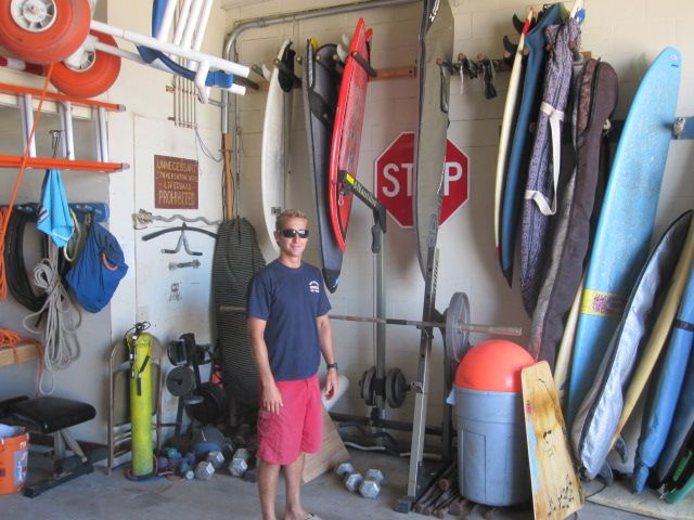 Garage Surfboard Rack Google Search