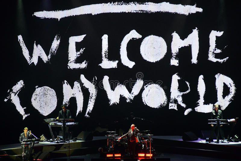 Depeche Mode Delta Machine Tour Depeche Mode Has A Concert In Bucharest During Ad Delta Mode De Depeche Mode Delta Machine Delta Machine Depeche Mode