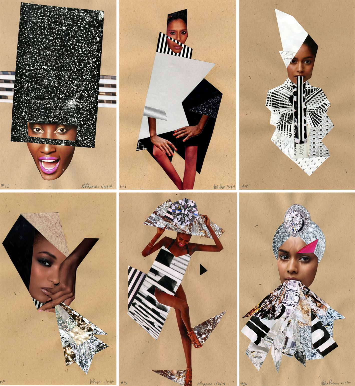 kara walker collage - Google Search