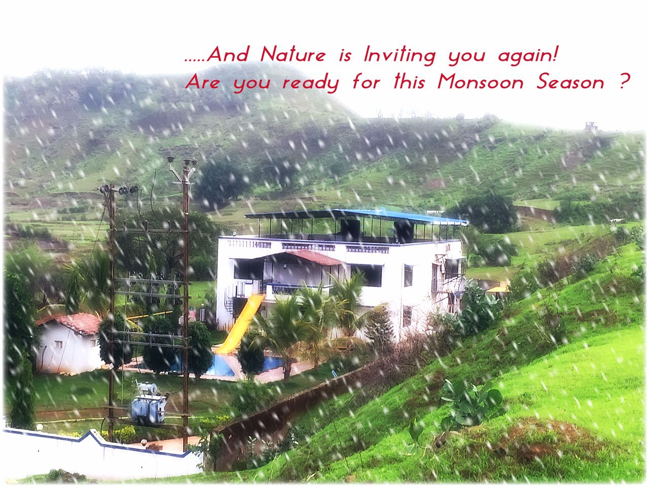 And Nature is Inviting you again! Are you ready for this