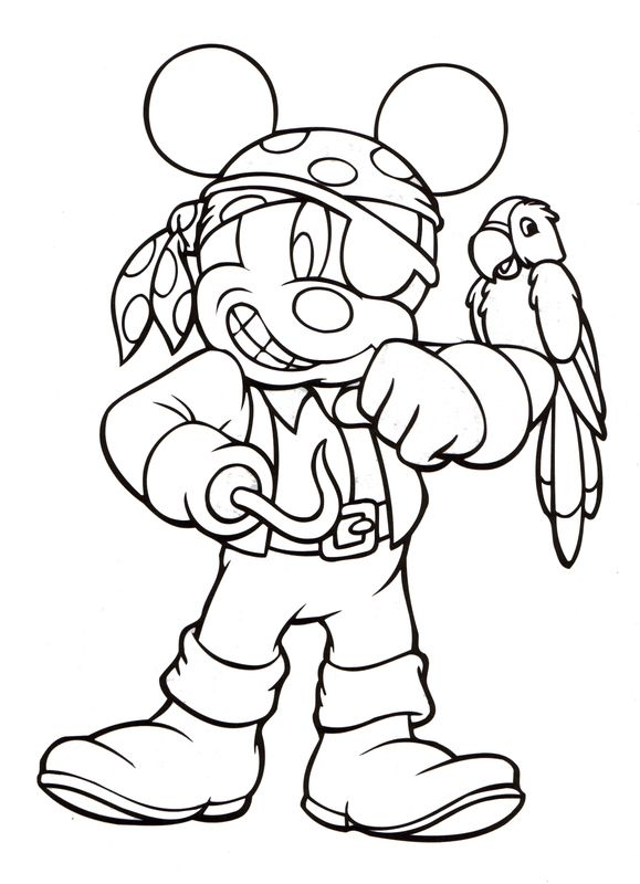 Disney Halloween Coloring Pages   Halloween coloring pages ...