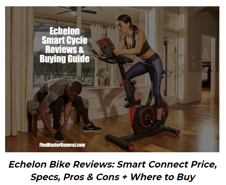Echelon Bike Reviews 2020 Cost Pros Cons Where To Buy In 2020