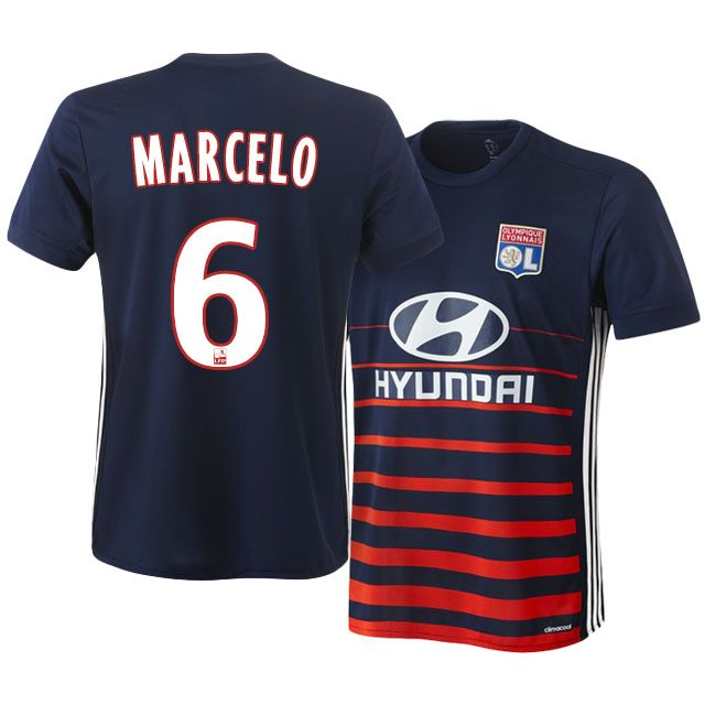 Maillot THIRD OL MARCELO
