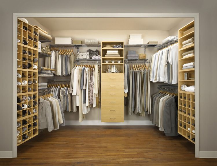 Attractive Rubbermaid Closet Configurations Make Organizing Your Space Easy. No  Cutting Required! #Storage #