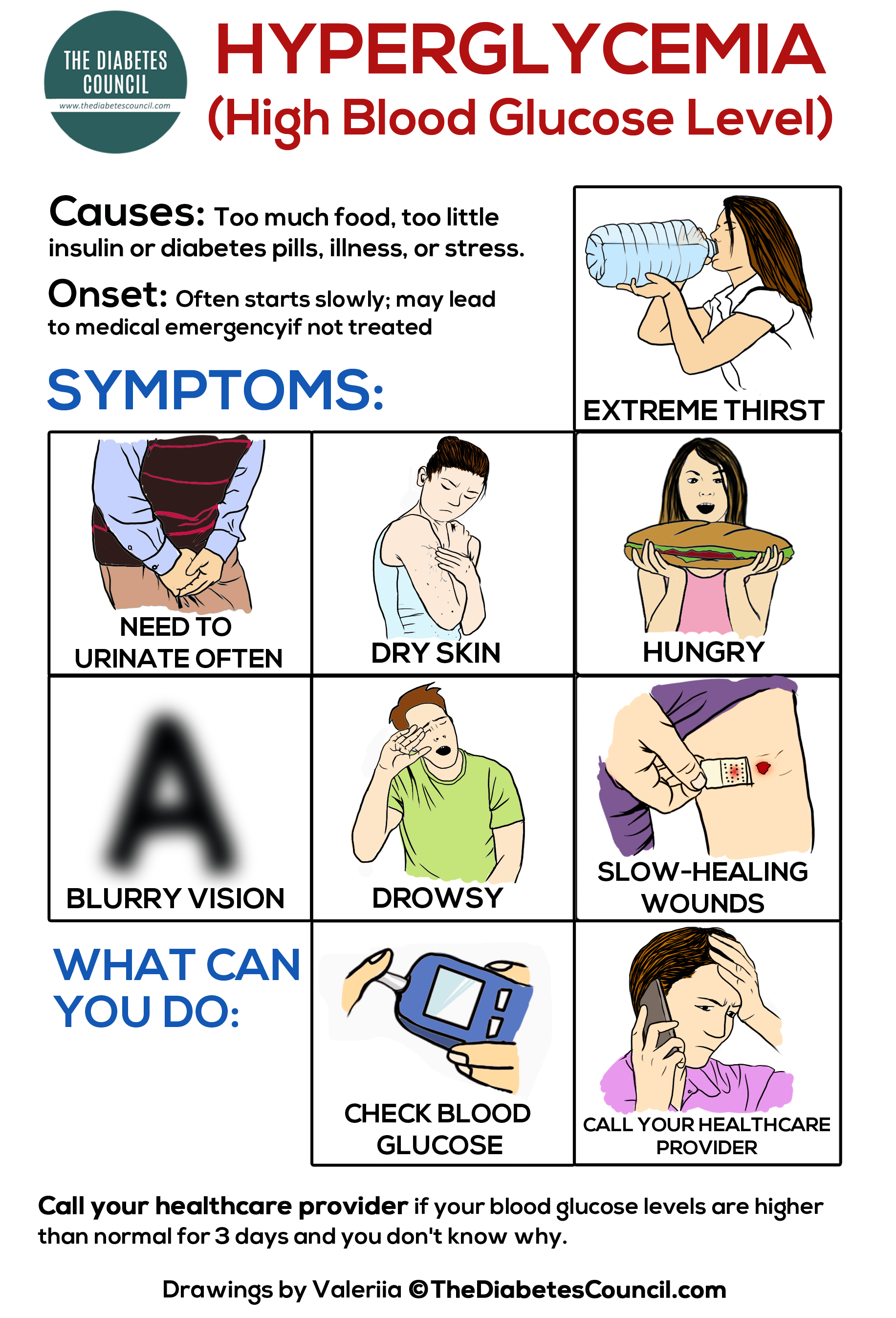 According to the Physicians Committee for Responsible Medicine, some effects of hypoglycemia, also known as insulin shock -- include shakiness, weakness, faintness, headaches, mental dullness, and confusion. Test your blood glucose frequently and wear a glucose monitor to keep your levels on point. Know your medications. Test your blood sugar again, then eat another protein-rich snack 15 minutes later to stabilize it. The PCRM recommends more than thre
