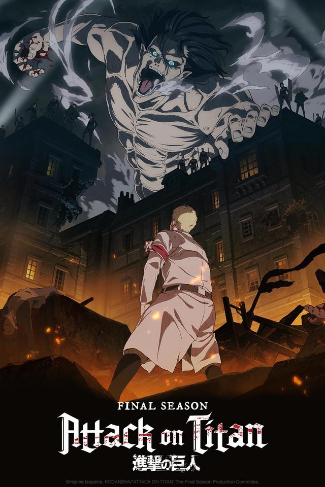 Attack On Titan Shingeki No Kyojin Watch On Crunchyroll In 2021 Attack On Titan Season Attack On Titan Attack On Titan Aesthetic