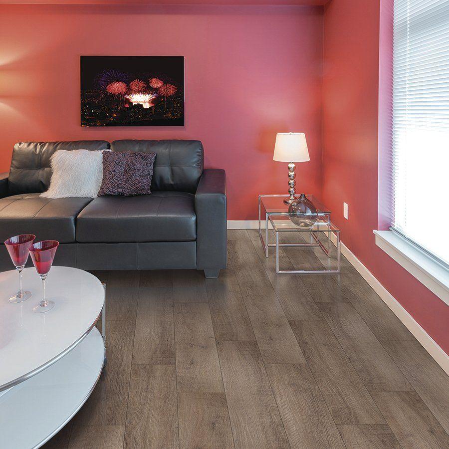 Shop Mohawk Lindale Plus 8.75in x 47.75in Barbaro Oak