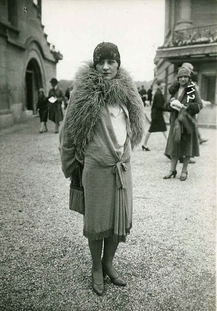 vintage 1920 clothing | vintage everyday: 1920s French Fashion