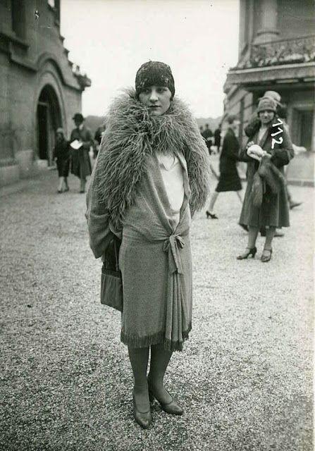 vintage 1920 clothing | vintage everyday: 1920s French Fashion