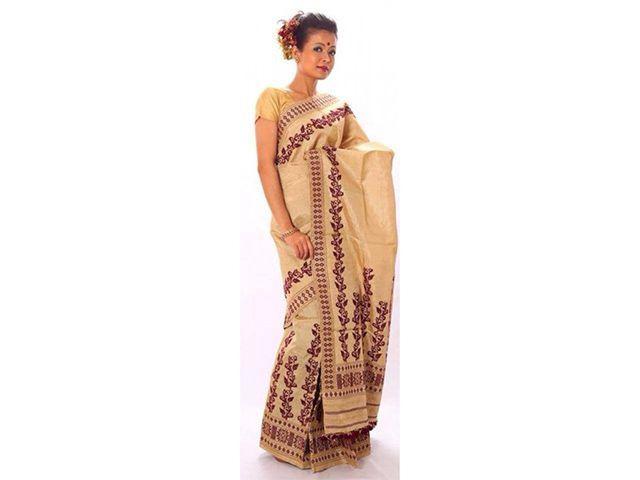 Assam s dress style