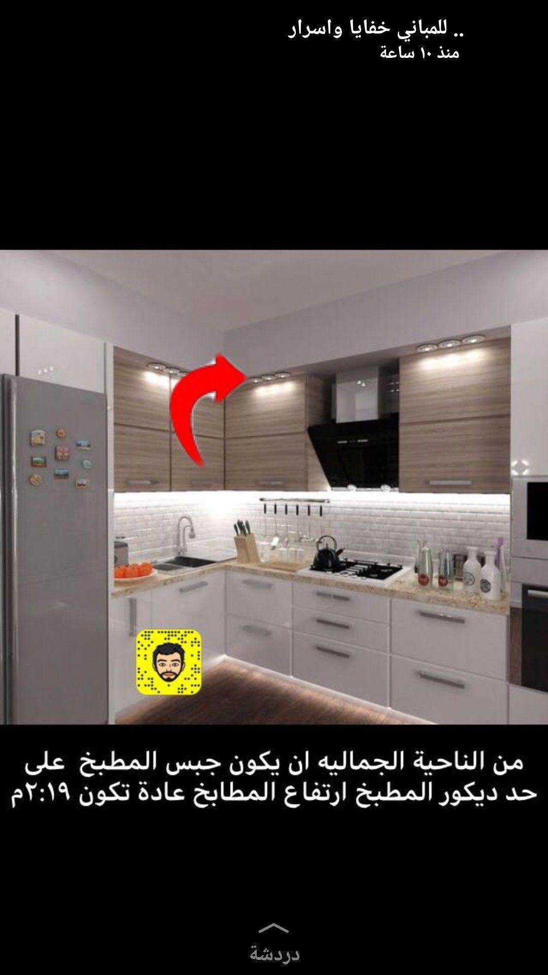 Pin By Smsm On أسقف Kitchen Decor Apartment Modern Kitchen Cabinet Design Kitchen Design Small