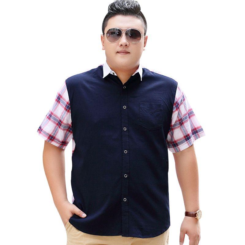 9d0bdde7fc5 Click to Buy    10XL 8XL 6XL Men Shirt Linen-Cotton Shirts Short Sleeves  Mans Blouse Summer Male Vestido Casual Ropa de Hombre Slim Fit Camisa   Affiliate.