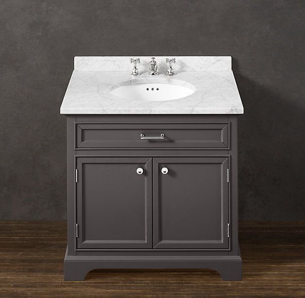 Find this Pin and more on Bathroom  Restoration Hardware Kent Single Vanity   Kent Single Vanity Sink   Bathroom   Pinterest   Colors  Hardware  . Kent Bathroom Vanity Restoration Hardware. Home Design Ideas