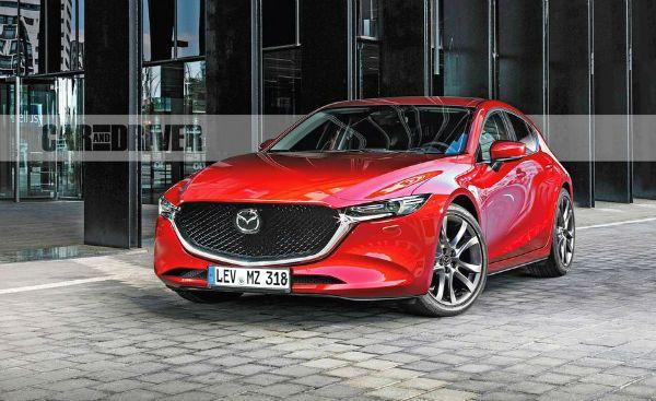 2020 Mazda 3 Mazda Mazda 3 Hatchback Mazda 3 Sedan