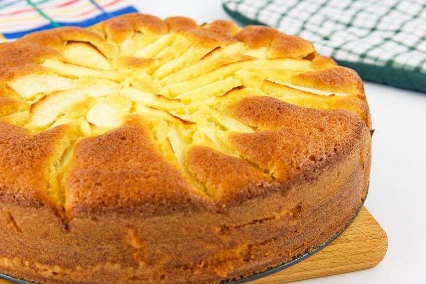 Ricetta torta al mascarpone e mele