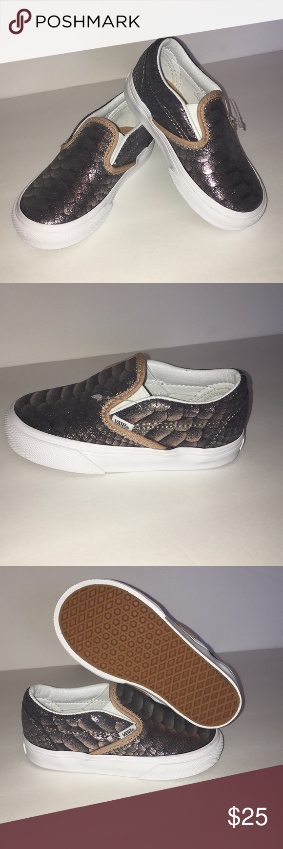 5d6d4c965e NWOT Vans Old Skool V (Mono Canvas) Brand new in box! Vans Old Skool V (Mono  Canvas) Apricot Ice Size 7.5 Toddler Vans Shoes Sneakers